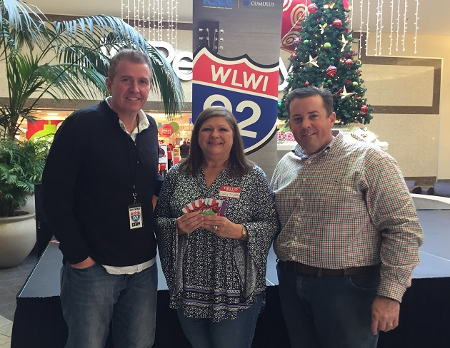 2017 Eastdale Mall $2,500 Christmas Shopping Spree Winner Announced [AUDIO+VIDEO]
