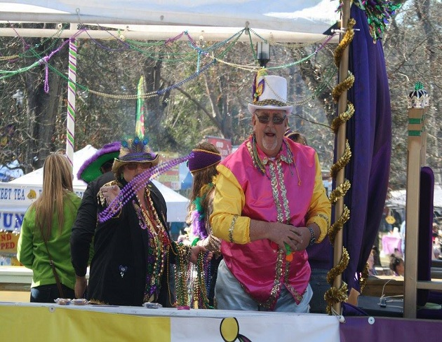 Local Mardi Gras Festivals and Parades