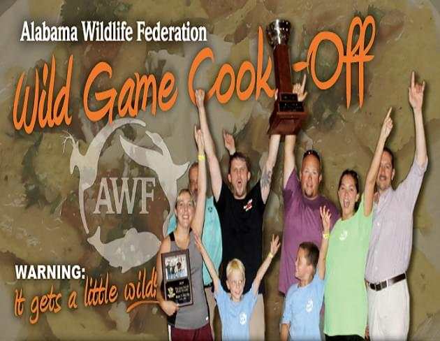Alabama Wildlife Federation Wild Game Cookoff