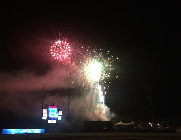 Where to See Fireworks Around Central Alabama