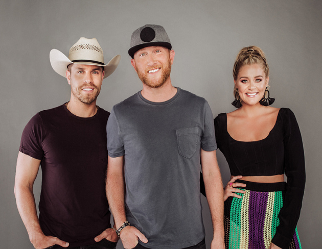 Cole Swindell, Dustin Lynch and Lauren Alaina Show Announced