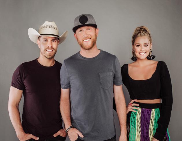 Cole Swindell, Dustin Lynch and Lauren Alaina Show Announced