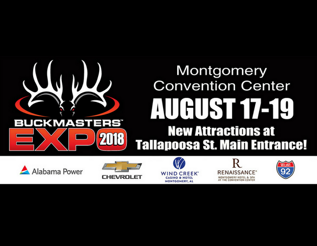 Buckmasters Expo Happening This Weekend [AUDIO]
