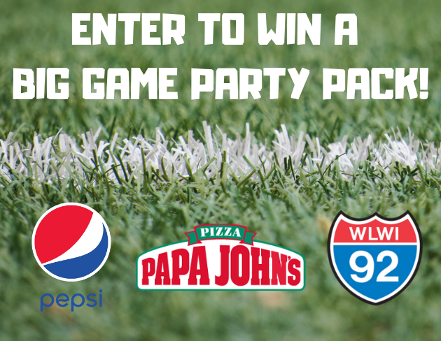 Enter to Win a Big Game Party Pack