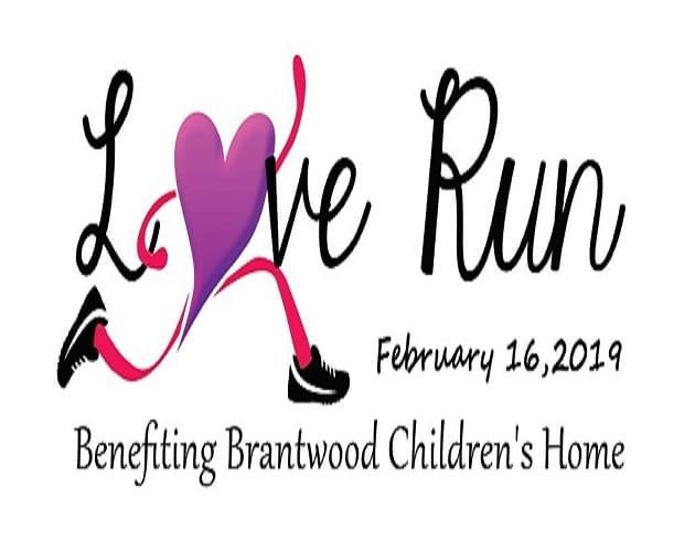 Support Brantwood Children's Home at 2019 Love Run 5K