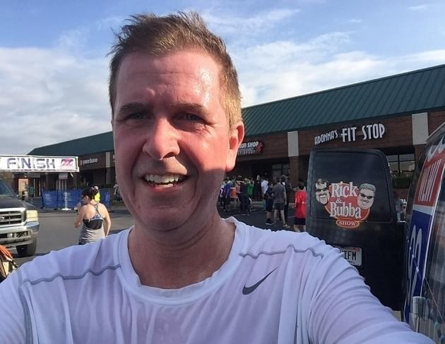 Montgomery Half Marathon Q&A with I-92's Greg Thomas