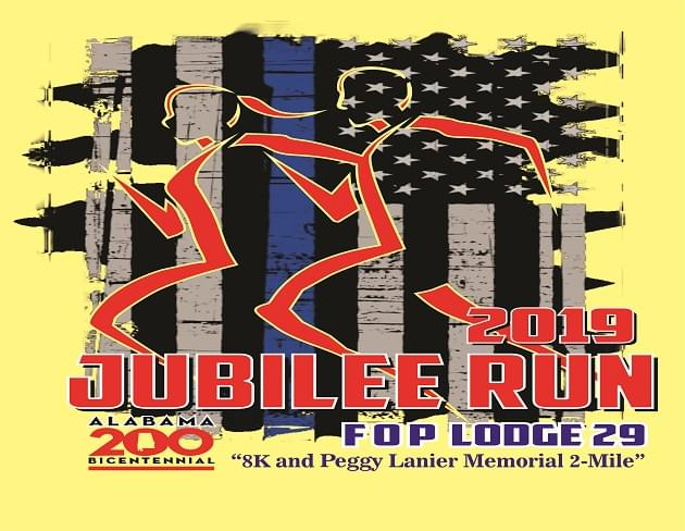 41st Running of the Montgomery Jubilee Run to Support the Police Relief Fund