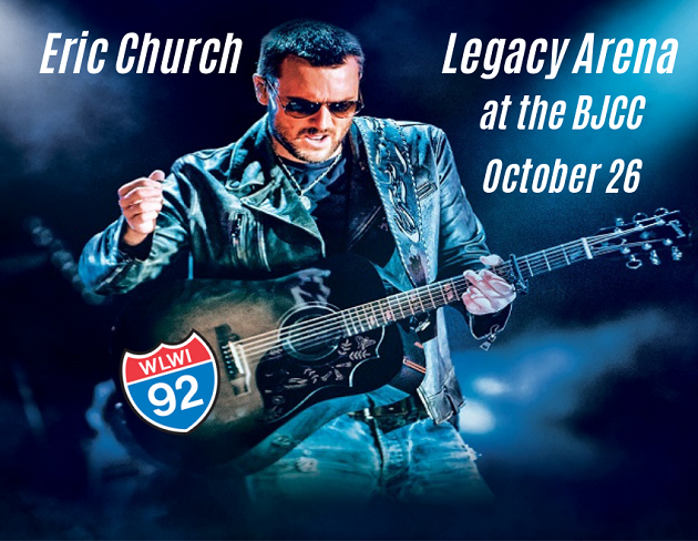 It's Your Last Chance Eric Church Tickets