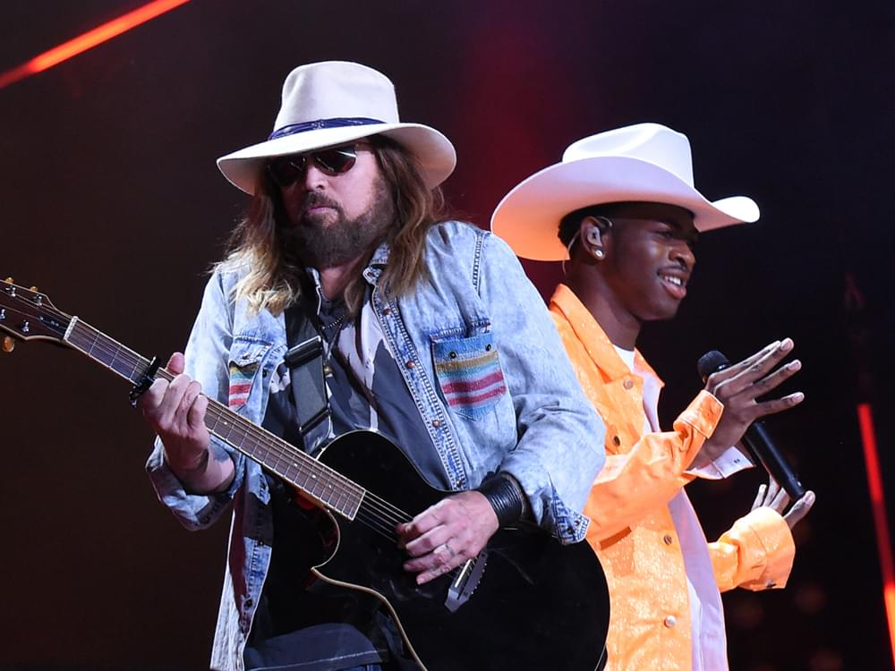"""Lil Nas X's """"Old Town Road"""" Featuring Billy Ray Cyrus Wins Song of the Year at MTV's VMAs"""