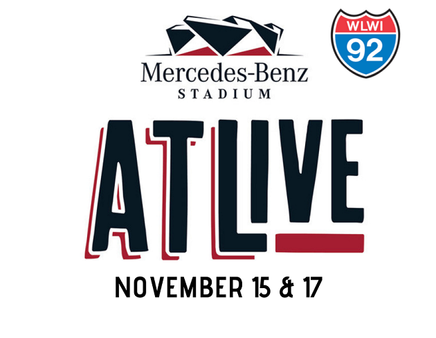 Enter To Win 4 Suite Tickets for ATLive at Mercedes-Benz Stadium