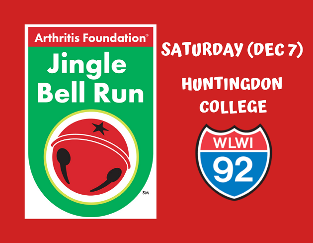The Arthritis Foundation's 2019 Jingle Bell Run – Montgomery