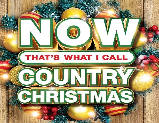 "Enter, Listen and Win ""Now That's What I Call Country Christmas"" CD"