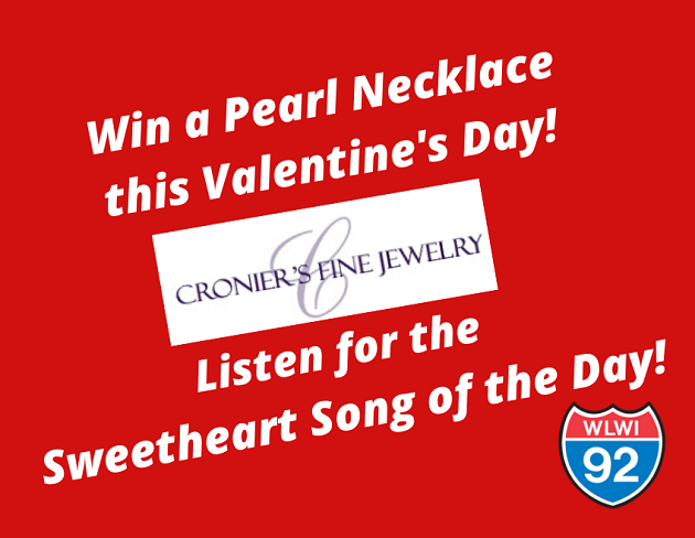 Sweetheart Song of the Day Winning for Valentine's Day!