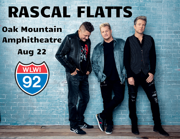 Rascal Flatts Farewell Life is A Highway Tour