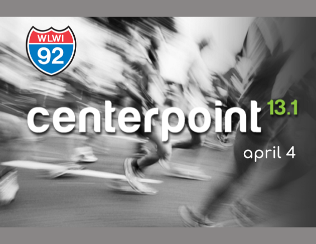 Centerpoint Half Marathon & 5K Is Happening