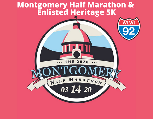 11th Annual Montgomery Half Marathon and 5K Race Information