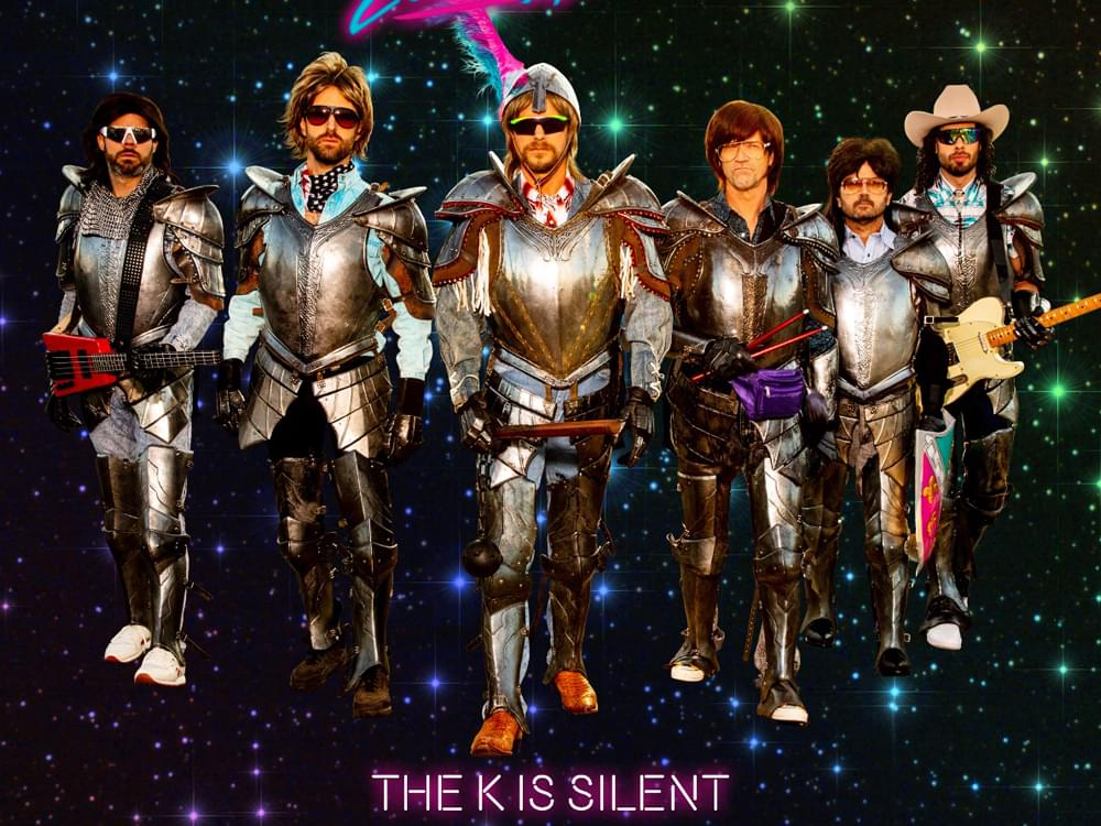 """Dierks Bentley's Hot Country Knights Announce Debut Album, """"The K Is Silent"""""""