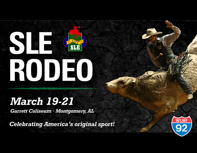 SLE Rodeo at Garrett Coliseum Postponed [Official Statement]