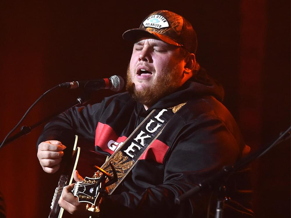"Watch Luke Combs Perform ""Beautiful Crazy"" on ""ACM Presents: Our Country"""