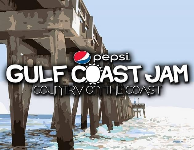 Pepsi Gulf Coast Jam 2020 Headliners Announced