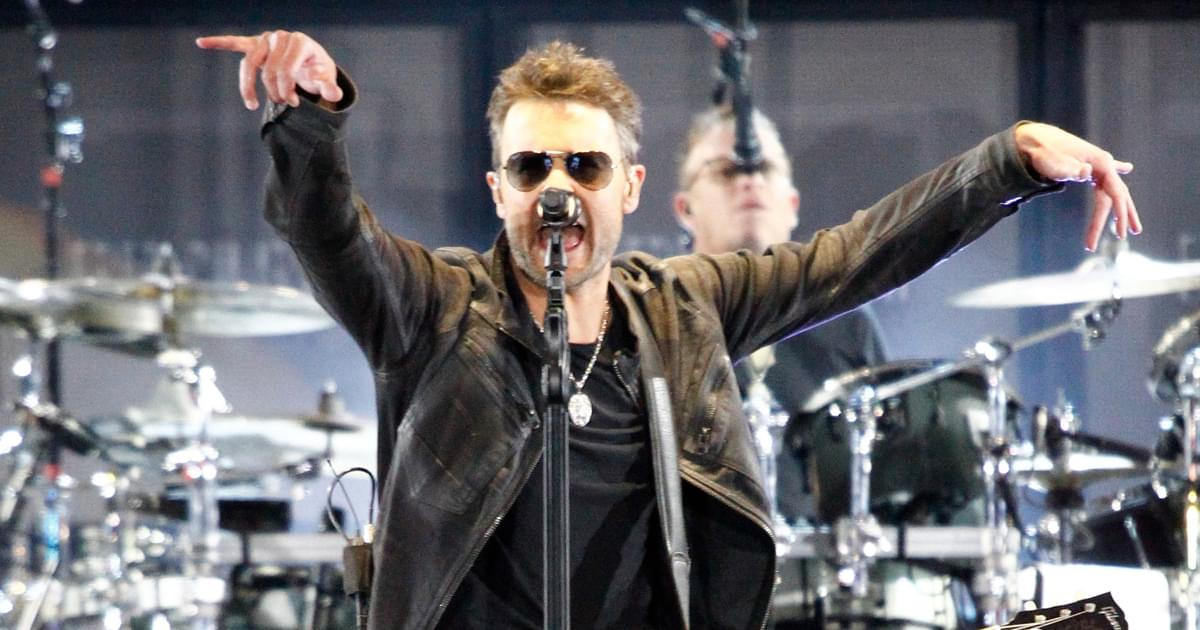 """Eric Church Readies New Single, """"Stick That in Your Country Song"""""""