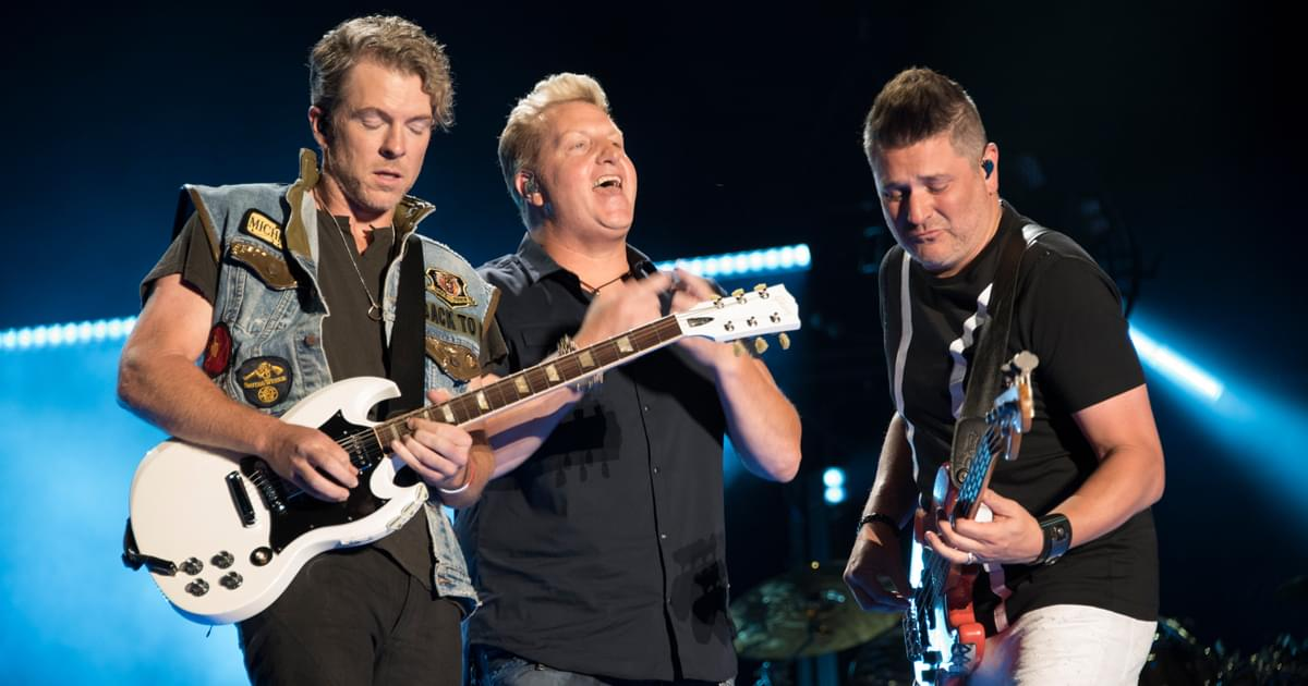 "Rascal Flatts to Release 20-Song ""Greatest Hits"" Album on Oct. 2"