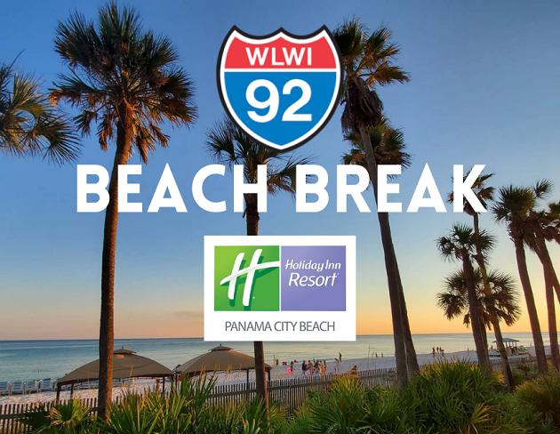 Beach Break at Holiday Inn Resort Panama City Beach
