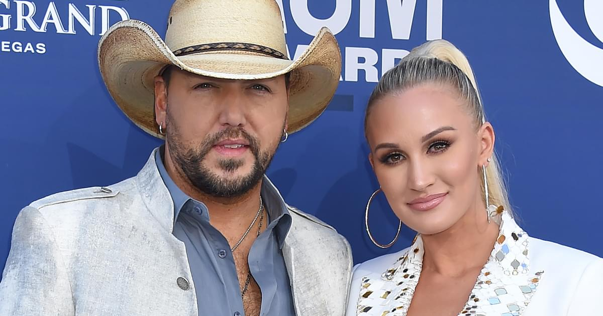 Jason Aldean Hoping to Keep His Kids Entertained on Halloween With a Scavenger Hunt