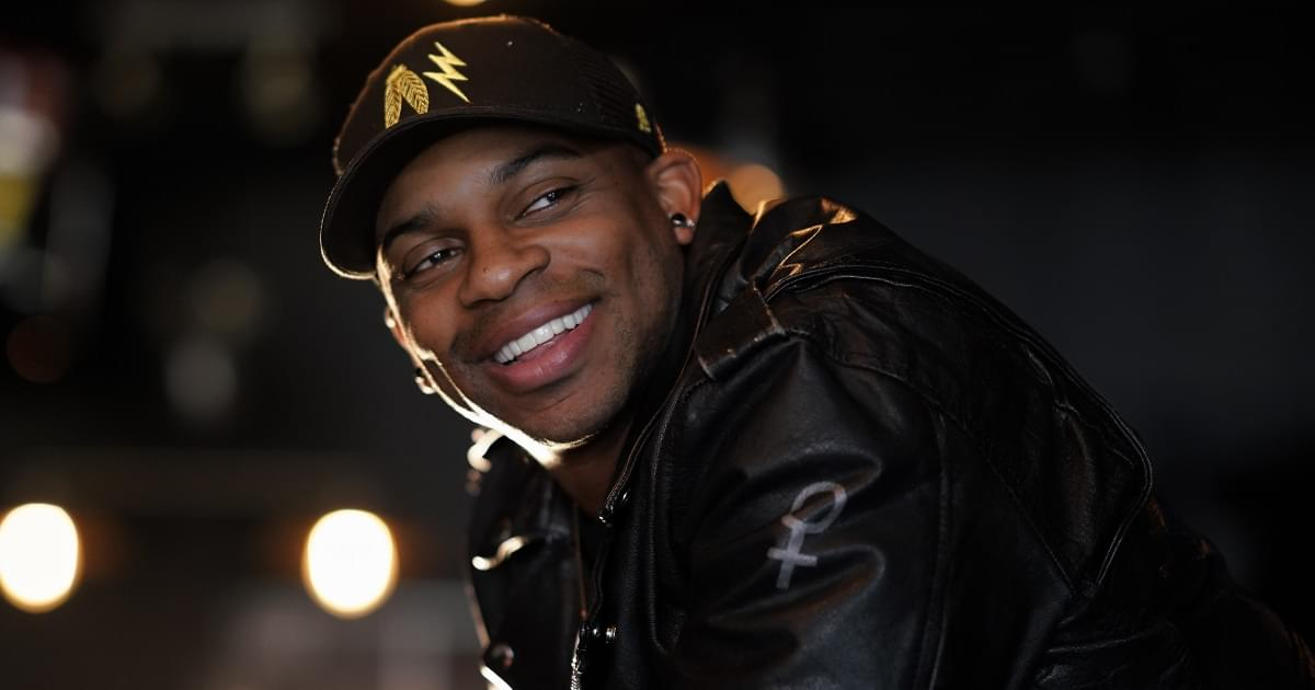 Jimmie Allen Is Heading To the Happiest Place In the World For Christmas