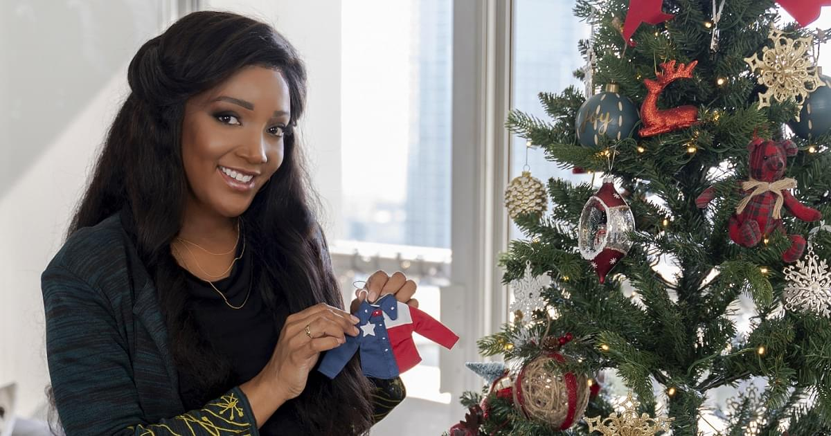 Mickey Guyton is Singing and Baking to Make the Holidays Even Brighter