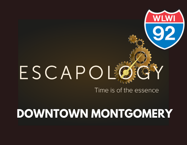 Escapology Downtown Montgomery [ENTER TO WIN]