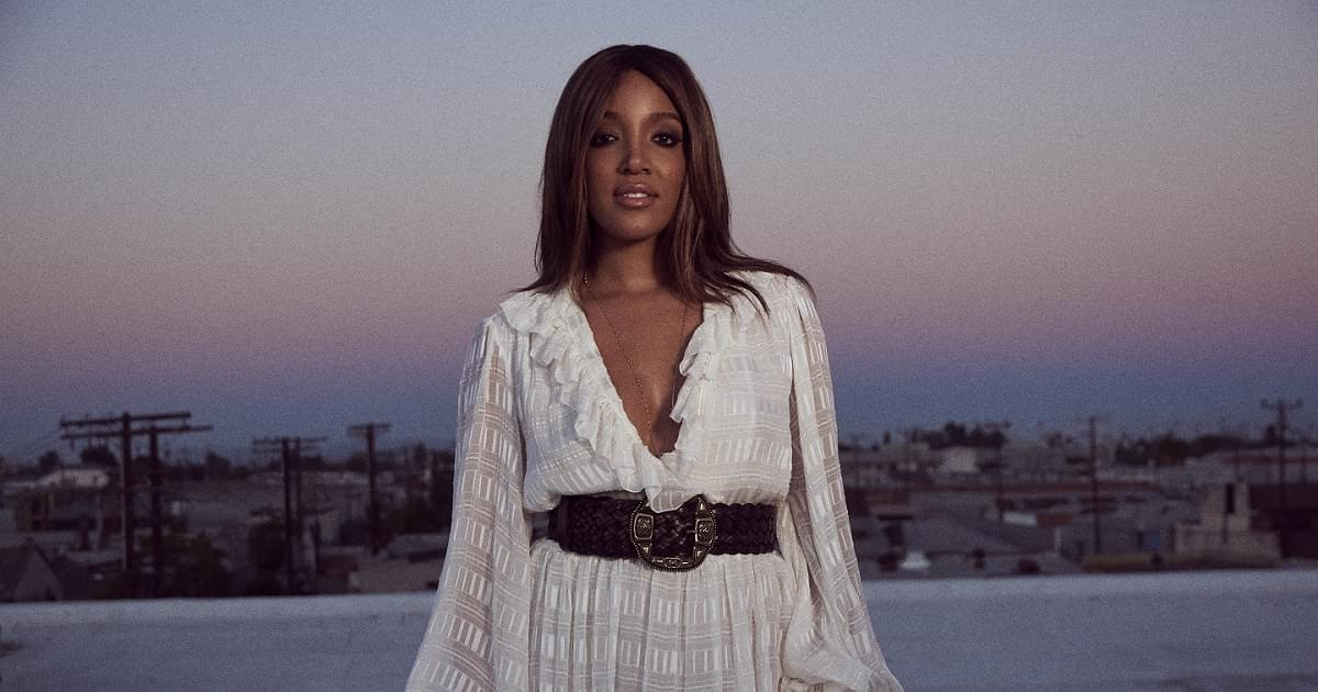 Mickey Guyton Tries to Find the Words to Sum Up Her Feelings
