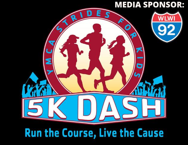 2021 YMCA Strides for Kids 5K Dash