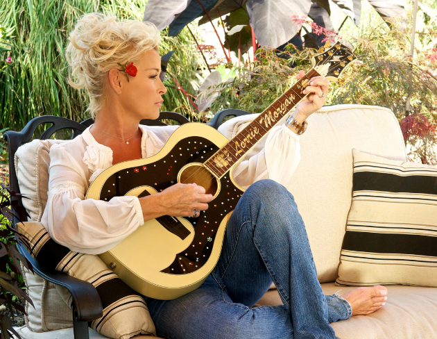 Lorrie Morgan and Jesse Keith Whitley at the MPAC