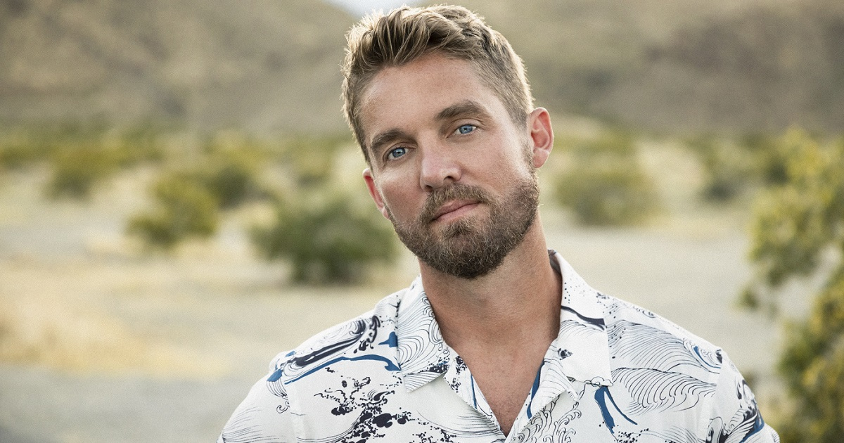 Brett Young Performs on NBC's Today Show and Announces a Kids Book