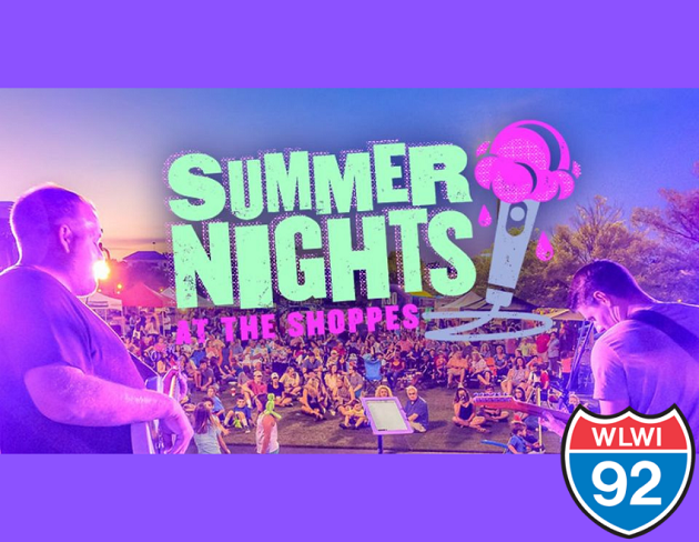 """""""Summer Nights at The Shoppes"""" Free Concert Series in June"""