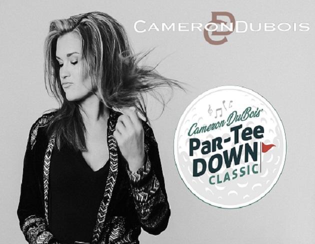 Cameron DuBois Par-Tee Down Classic Charity Golf Tournament