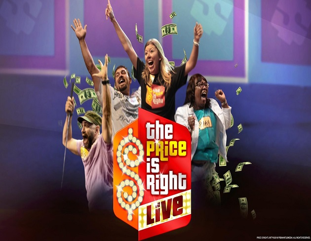 The Price is Right Live at the MPAC