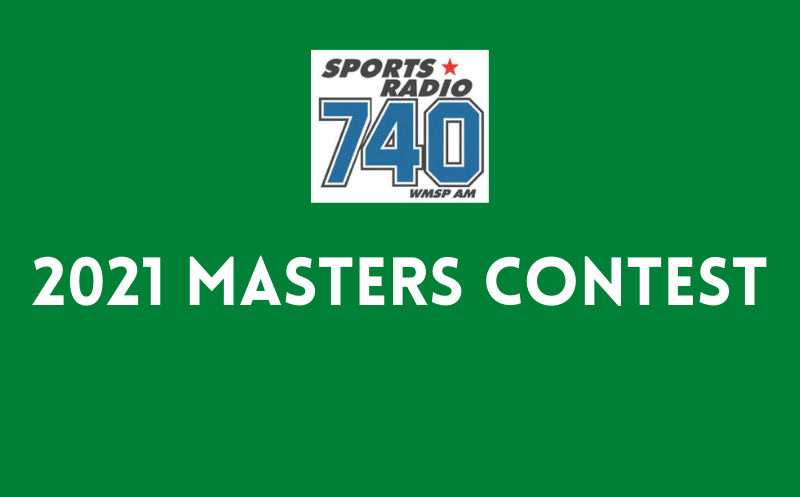 Play the SportsRadio 740 Masters Contest