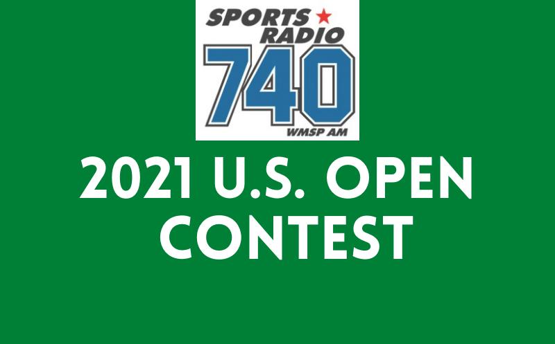 Play the SportsRadio 740 U.S. Open Pick 'Em Contest