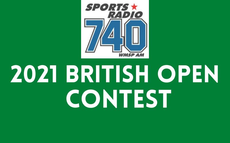 Play the SportsRadio 740 British Open Contest