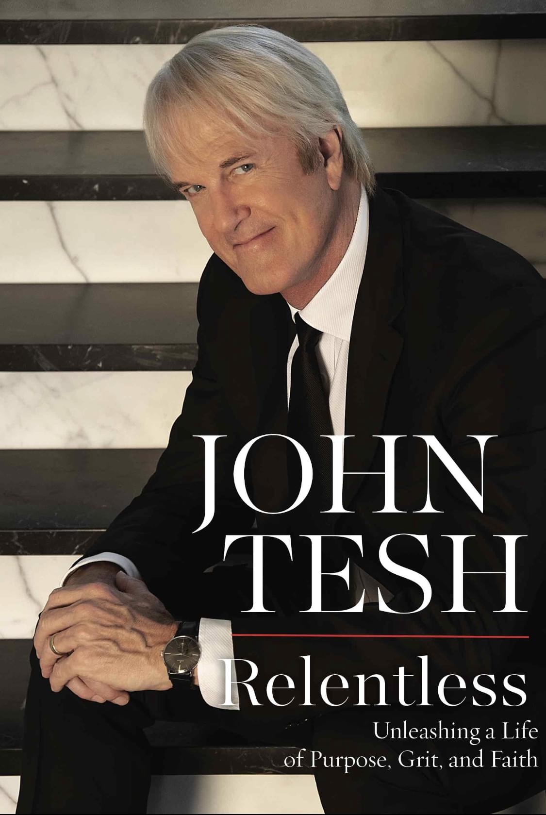 John Tesh Interview On His New Book