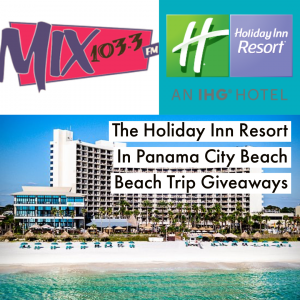 Qualify for The Holiday Inn Resort Beach Trip Giveaway
