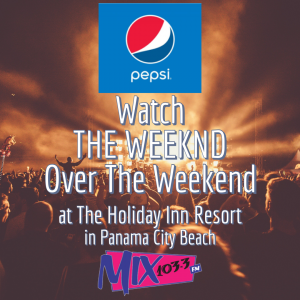Watch THE WEEKND Over The Weekend at HIPCB