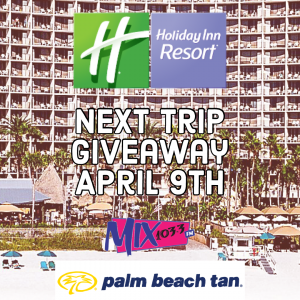 Enter To Win A Beach Trip!