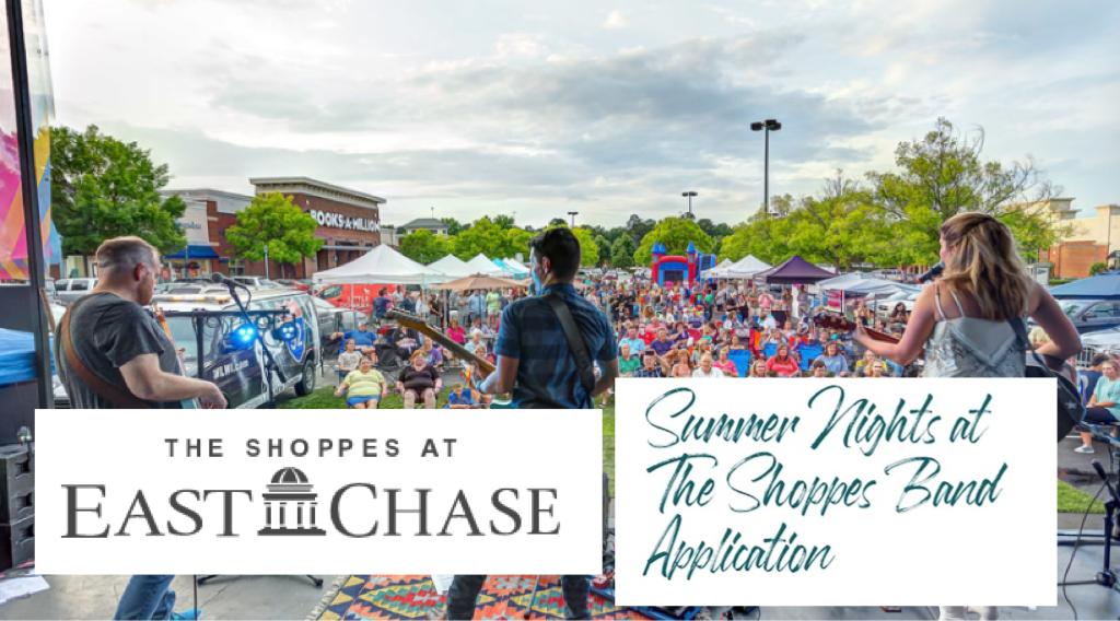 Summer Nights at the Shoppes at Eastchase