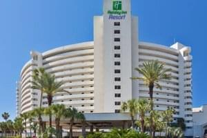 Register to win a trip to The Holiday Inn Resort in Panama City Beach!