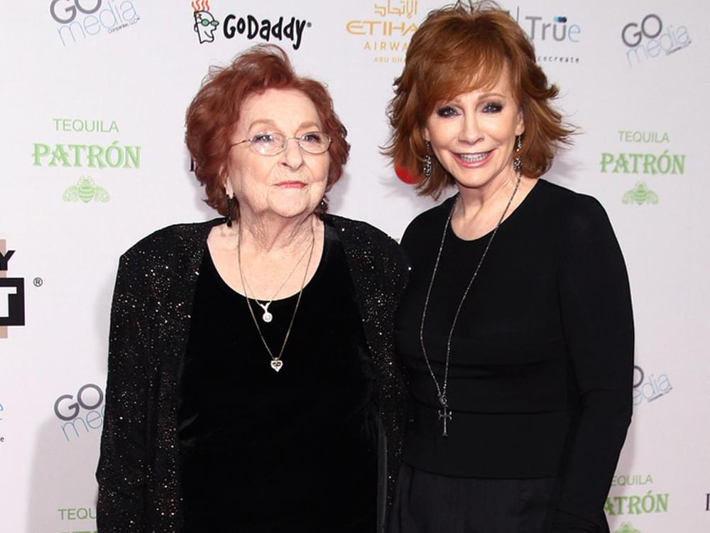Reba McEntire's Mother, Jacqueline, 93, Passes Away