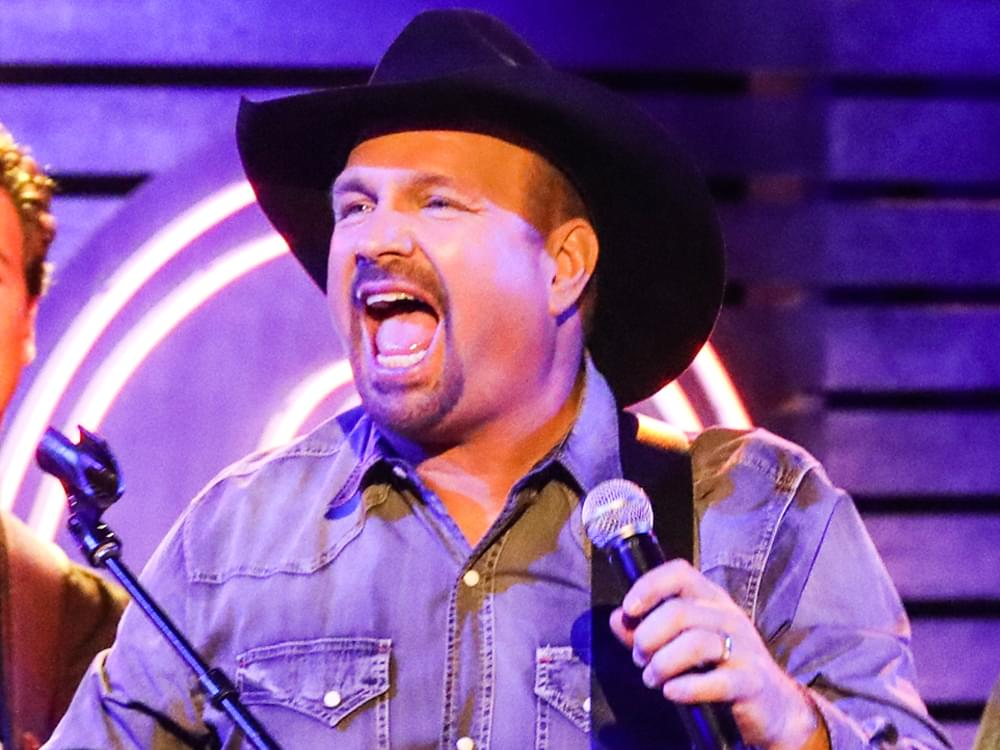 "Garth Brooks Releases 4 New Songs, ""That's What Cowboys Do,"" ""Party Gras"" & More, From Upcoming ""Fun"" Album"