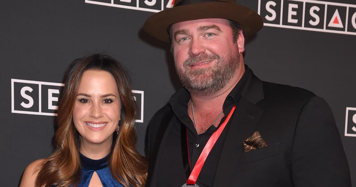 "Lee Brice Says His Wife Is the ""Judge"" When It Comes to Releasing Songs Like ""One of Them Girls"""